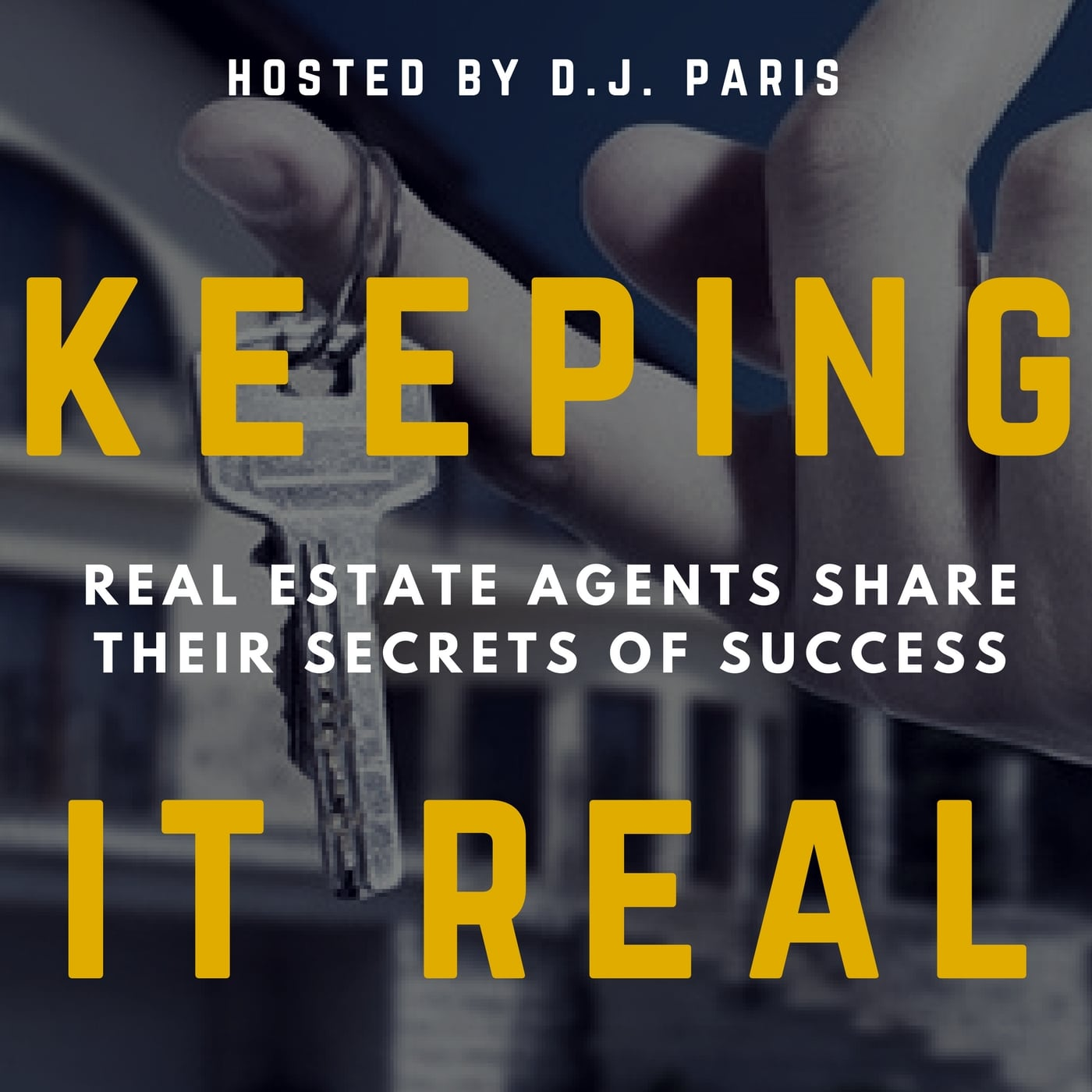 Keeping It Real Podcast • Secrets Of Top 1% REALTORS ® • Interviews With Real Estate Brokers & Agents