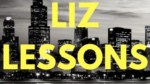 Liz Lessons - Liz Lape - Keeping It Real Podcast