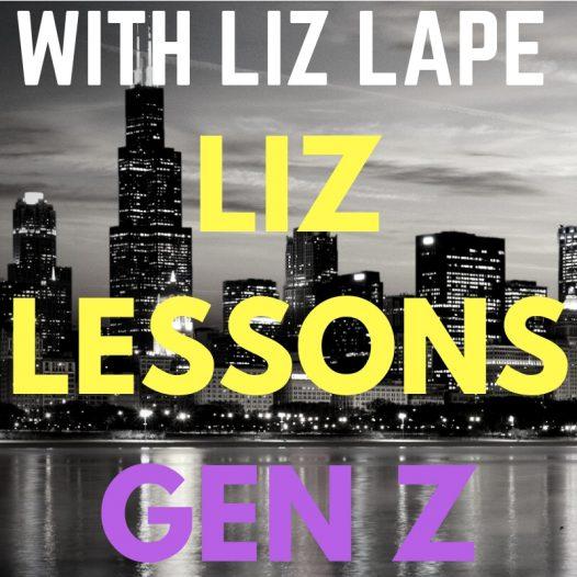 Liz Lessons - Liz Lape - Keeping It Real Podcast